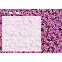 Tablica magnetyczna suchościeralna plan dnia kwiatki 360 marki Wally - piękno dekoracji