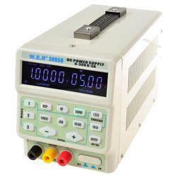 Zasilacz laboratoryjny WEP 3005D 30V 5A pami?? 3 profili zasilania, towar z kategorii: Transformatory