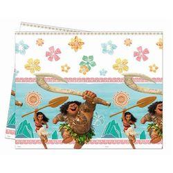 Obrus urodzinowe Vaiana Skarb Oceanu - 120x180 cm - 1 szt. - sprawdź w wybranym sklepie