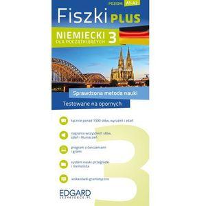 Niemiecki Fiszki PLUS dla początkujących 3, praca zbiorowa