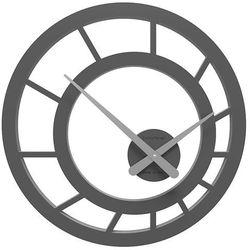 Zegar ścienny Icarus CalleaDesign szary, kolor szary