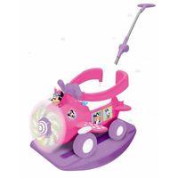 Jeździk 4w1 disney myszka mini samolot kiddieland 51599 #b1 marki Milly-mally