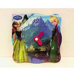 Zegar drewniany Frozen, 5_521948