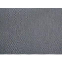 Beliani Zestaw ogrodowy kamienny blat 180 cm 6-osobowy szare krzesła grosseto (7081453299657)
