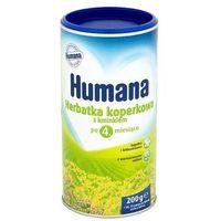 Humana  herbatka koperkowa z kminkiem od 4 m-ca życia 200 g