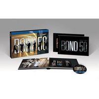 007 JAMES BOND 50-LECIE - ZESTAW 22 FILMÓW - BD (5903570068713)