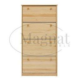 Magnat - producent mebli drewnianych i materacy Szafka na buty drewniana nr1