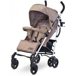 Caretero Jeans wózek spacerówka aluminium parasolka nowość brown, kup u jednego z partnerów