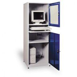 Szafa warsztatowa na sprzęt komputerowy