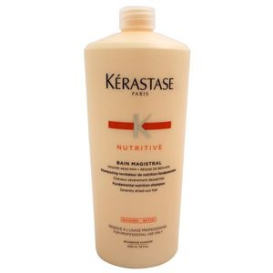 Kerastase Magistral Bain   Kąpiel nawilżająca do włosów suchych - 1000 ml, KRS00199_-1000 ml