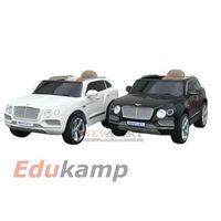Bentley na akumulator z miękkim siedzeniem pilot 2.4ghz marki Import super-toys
