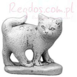 Figura ogrodowa betonowa kot 17cm