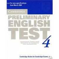 Cambridge Preliminary English Test 4 Książka Ucznia
