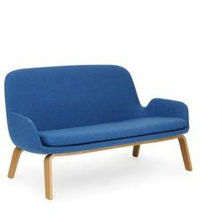Normann copenhagen Sofa era na drewnianych nogach dąb tkanina fame hybrid