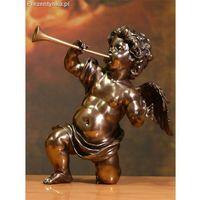 Genesis Anioł cherubinek z trąbką
