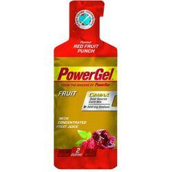 Żel energetyczny PowerGel Original z sodem o smaku czerwonych owoców 41g (posiłek energetyczny)