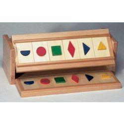 Skrzynka dotykowa - zabawki dla dzieci, Pilchr