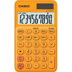 Casio Kalkulator sl-310uc-rg pomarańczowy (4549526700149)