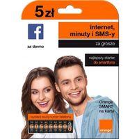 Orange Starter  smart wybierz swój numer 5zł