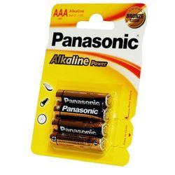 Panasonic Bateria alkaliczna LR03 1,5V 9334 z kategorii Baterie