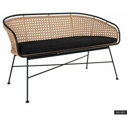 Selsey sofa ogrodowa lamint z technorattanu