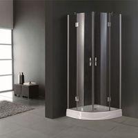 Vidaxl  prysznic rogowy (80 x 80 cm) (8718475813392)
