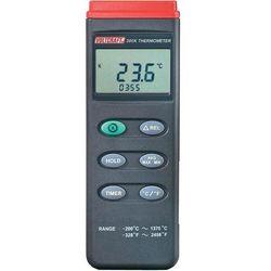 Termometr przemysłowy Voltcraft K204, 4 kanałowy z rejestratorem danych