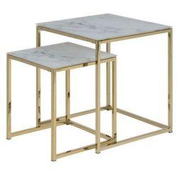 D2.design Zestaw stolików kawowych alisma - d2 design - zapytaj o rabat! (5705994992120)
