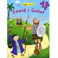 Czytaj i baw się Dawid i Goliat - 35% rabatu na drugą książkę! (9788381010498)