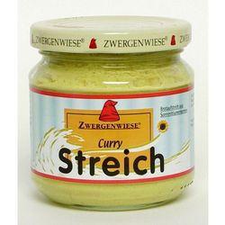 Pasta słonecznikowa z Curry 180g BIO (bezglutenowa) - Zwergenwiese, kup u jednego z partnerów