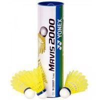 mavis 2000 żółte 6szt wyprodukowany przez Yonex