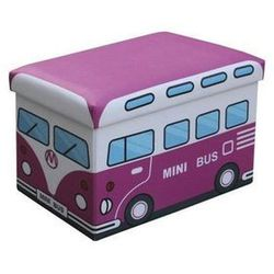 KIRI różowy-minibus