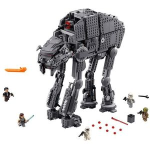 LEGO® Star Wars 75189 Ciężka maszyna krocząca Najwyższego Porządku rabat 5%