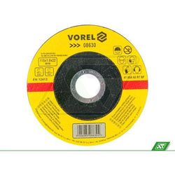 Tarcza do metalu Vorel 115x1.0x22 08630, towar z kategorii: Tarcze do cięcia