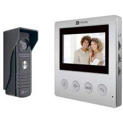 Eura-tech wideodomofon ''el home'' vdp-18a3 ''mars'' kolor 4,3'' otwieranie 2 wejść a31a118 - rabaty za ilości. szybka wysyłka. profesjonalna pomoc techniczna.