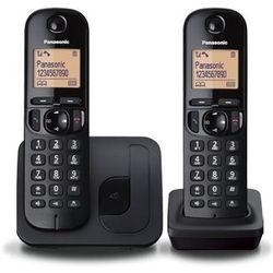 Telefon  kx-tgc212, marki Panasonic