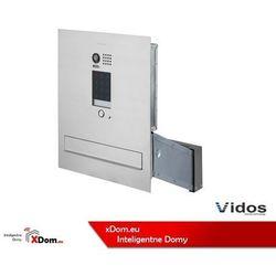 s1401-sk skrzynka na listy z wideodomofonem marki Vidos