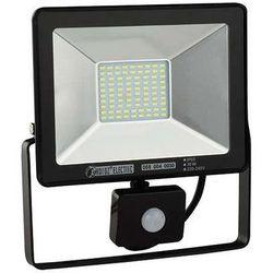 Zewnętrzna LAMPA ścienna PUMA/S LED 30W 02959 Ideus elewacyjna OPRAWA reflektorowa z czujnikiem ruchu outdoo