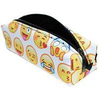 Zestaw Plecak+Worek+Piórnik Full Print Emoji 33 - produkt z kategorii- Tornistry i plecaki