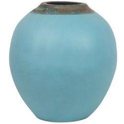 Wazon dekoracyjny niebieski LAURI (4251682202640)