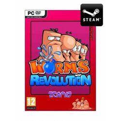 Worms: revolution - klucz od producenta Cdp