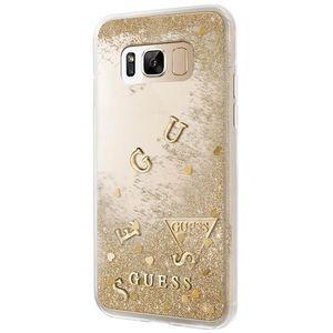 Guess guhcs8gluflgo samsung galaxy s8 (złoty) - produkt w magazynie - szybka wysyłka! (3700740400500)