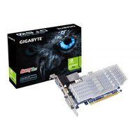 Karta graficzna Gigabyte GeForce GT 610, 2GB DDR3 (64 Bit), HDMI, DVI, D-SUB (GV-N610SL-2GL) Darmowy odbiór w