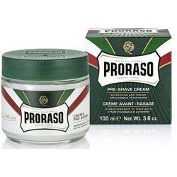 Proraso Pre Shave Cream - Eucalyptus & Menthol z kategorii Pozostałe akcesoria do golenia