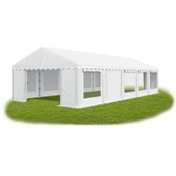 Das company Namiot 4x10x2, solidny namiot ogrodowy, summer/pe 40m2 - 4m x 10m x 2m