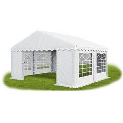Namiot 4x4x2, solidny namiot ogrodowy, summer/ 16m2 - 4m x 4m x 2m marki Das company