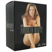 Dmuchana Lalka American Beauty z Wibracjami   100% DYSKRECJI   BEZPIECZNE ZAKUPY