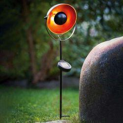 Eglo Solarna lampa z grotem ziemnym led 48705