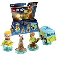 LEGO DIMENSIONS-TEAM PACK 71206 - SCOOBY DOO
