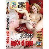 DVD FILM,IL GINECOLOGO AMICO DI PAPA